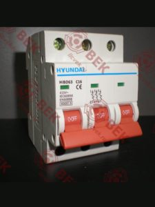 Автоматические выключатели HIBD